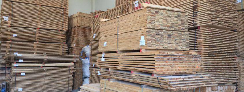 construccion de embalajes de madera para grandes piezas españa Maderas Montevideo